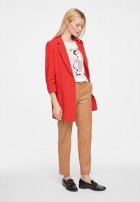 comma - Short coat - red - 3