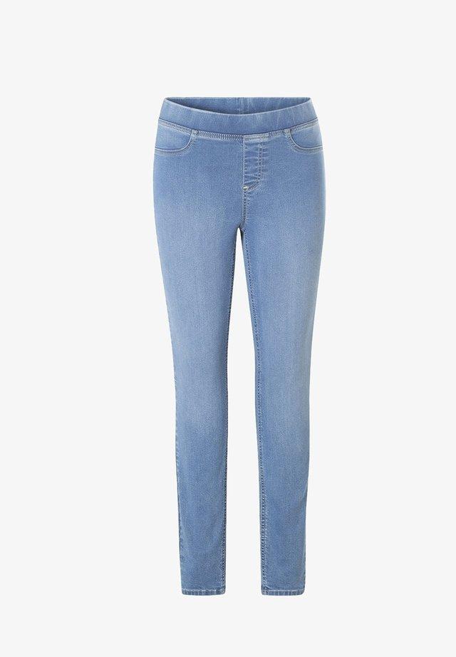 TESS - Leggings - Trousers - light blue