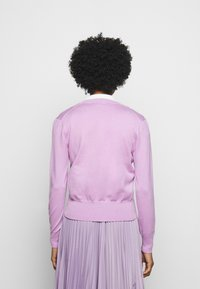 Polo Ralph Lauren - CARDIGAN LONG SLEEVE - Cardigan - matisse purple - 2