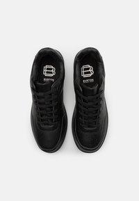 Burton Menswear London - DONAVON - Sneakers laag - black - 3