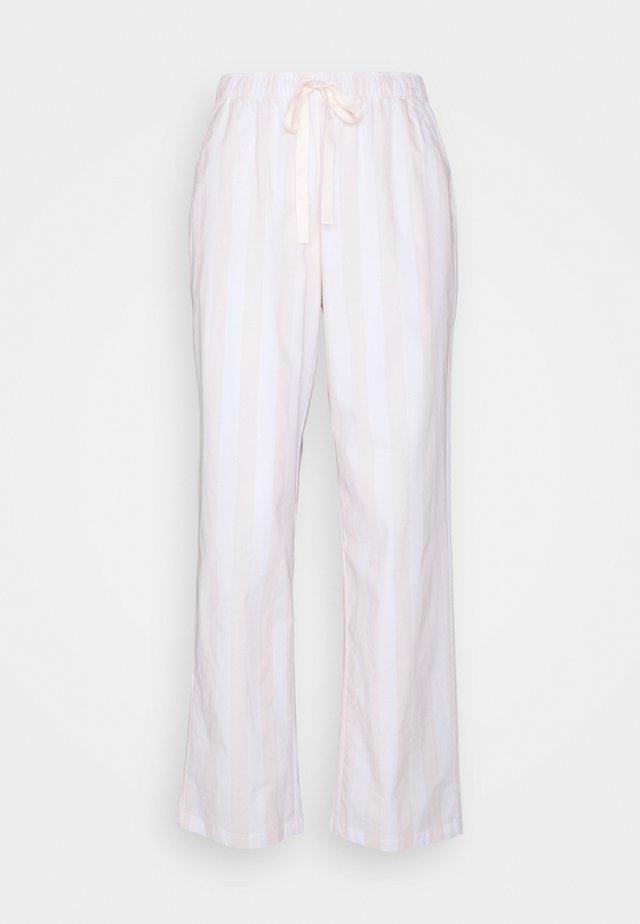 Pyjamasbukse - zartrosa