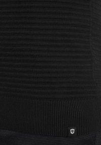 INDICODE JEANS - ARCTIC - Cardigan - black - 5