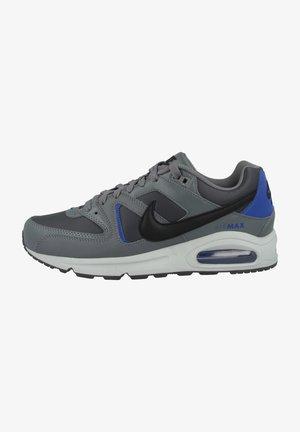 AIR MAX COMMAND - Trainers - smoke grey-black-hyper blue-dark smoke grey-light smoke grey (cd0873-002)