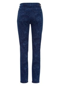 BRAX - STYLE MARY - Slim fit jeans - laser paisley blue - 6