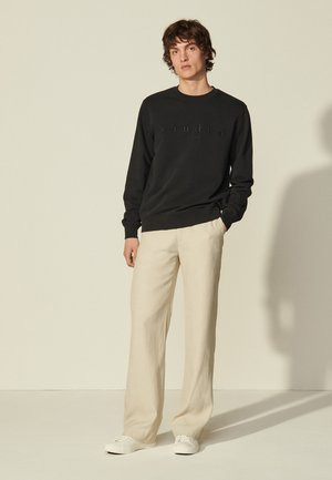 CREW UNISEX - Sweatshirt - noir