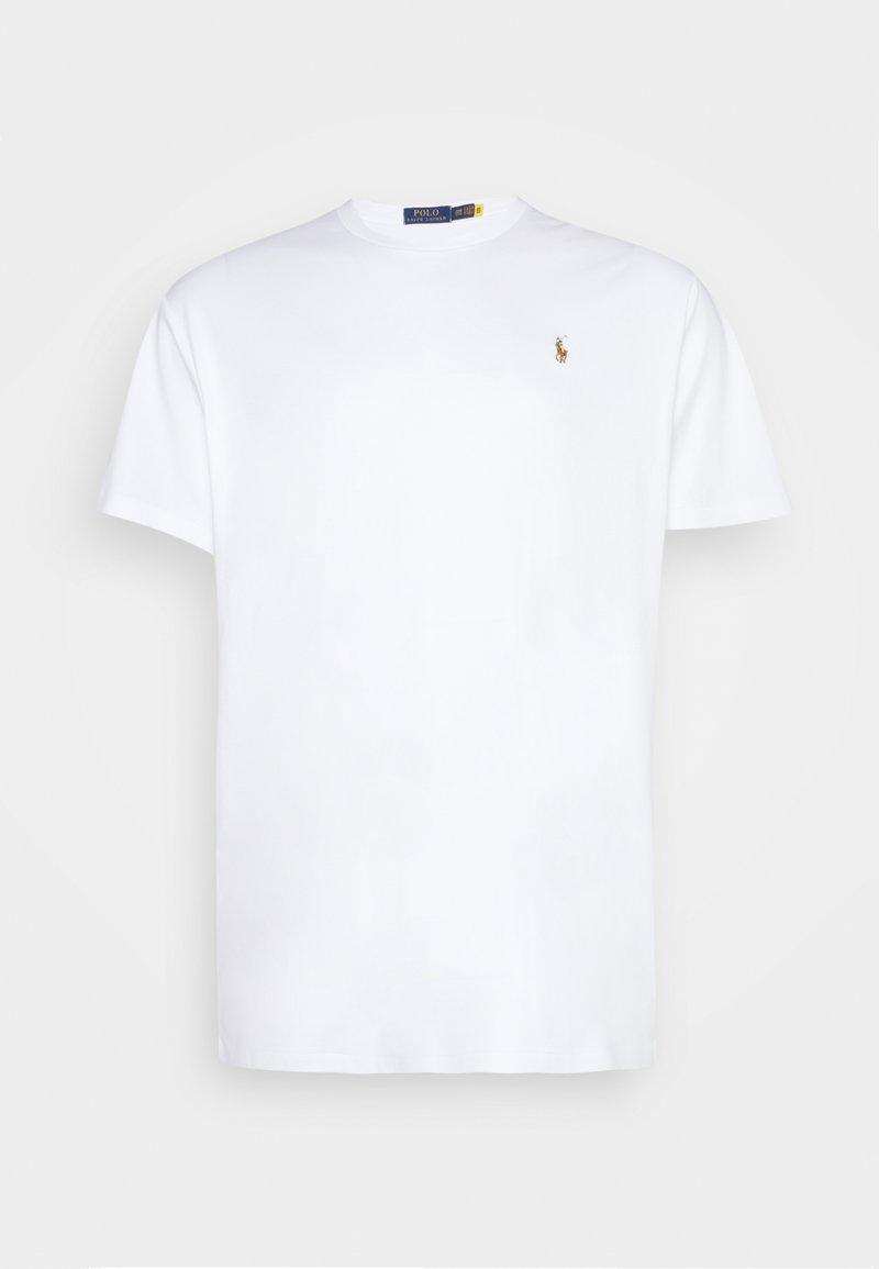 Polo Ralph Lauren Big & Tall - SHORT SLEEVE - Basic T-shirt - white
