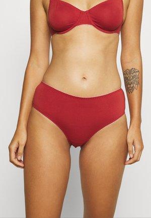 ROSALIE  - Pants - medium red