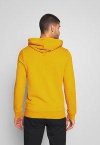 Napapijri - BOLANOS H - Hoodie - mango yellow - 2