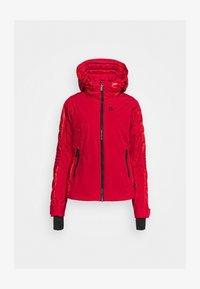 ALIZA JACKET - Lyžařská bunda - red