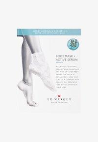 Le Masque Switzerland - MOISTURIZING & REPAIRING FOOT MASK - Masque pieds - - - 0