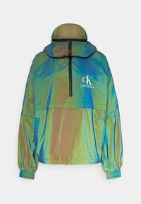 Calvin Klein Jeans - REFLECTIVE POPOVER - Windbreaker - multi coloured - 5