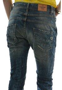 PLEASE - Slim fit jeans - bleu - 3