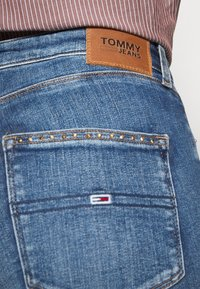 Tommy Jeans - SYLVIA HIGH RISE SKINNY ANKLE - Jeans Skinny Fit - harlow mid blue - 3