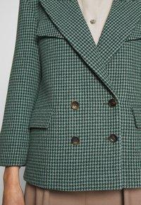 Vivienne Westwood Anglomania - GRAND HOTEL - Blazer - grey/green - 5