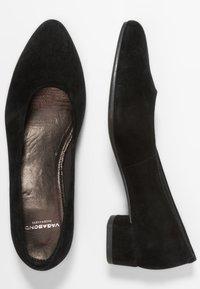 Vagabond - ALICIA - Classic heels - black - 3