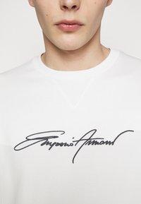 Emporio Armani - Sweatshirt - white - 6