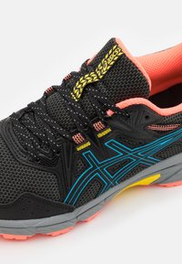 ASICS - GEL-VENTURE 8 - Chaussures de running - black/digital aqua - 5
