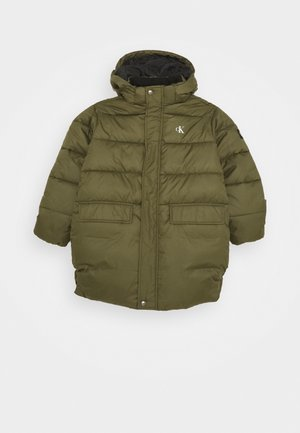 ESSENTIAL - Winterjas - green
