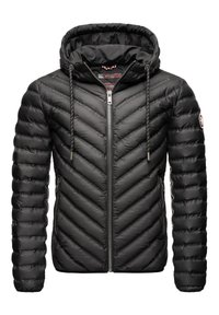 Navahoo - FEY-TUN - Winter jacket - schwarz - 0