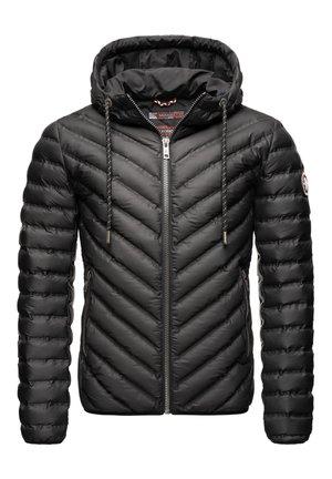 FEY-TUN - Winter jacket - schwarz