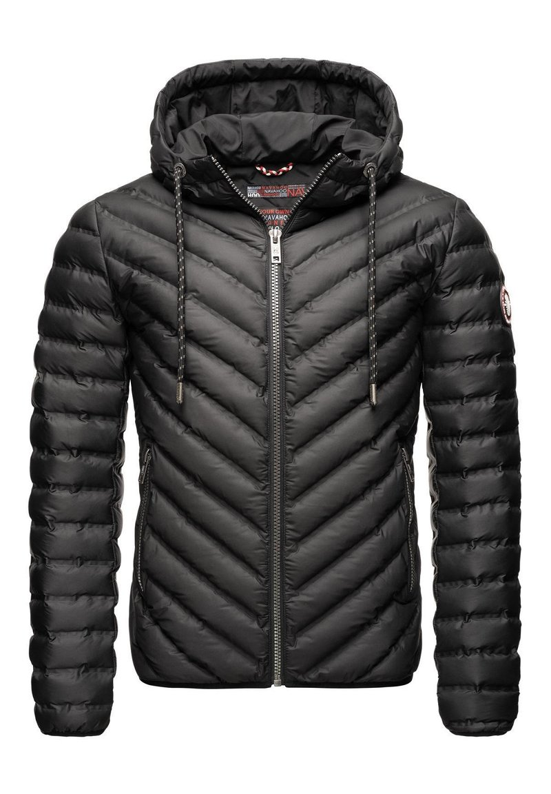 Navahoo - FEY-TUN - Winter jacket - schwarz