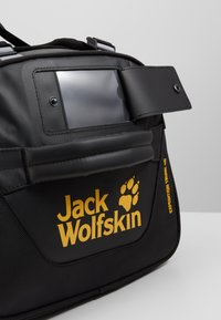 Jack Wolfskin - EXPEDITION TRUNK 40 - Sports bag - black - 7