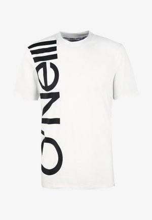 O'NEILL  - Print T-shirt - powder white