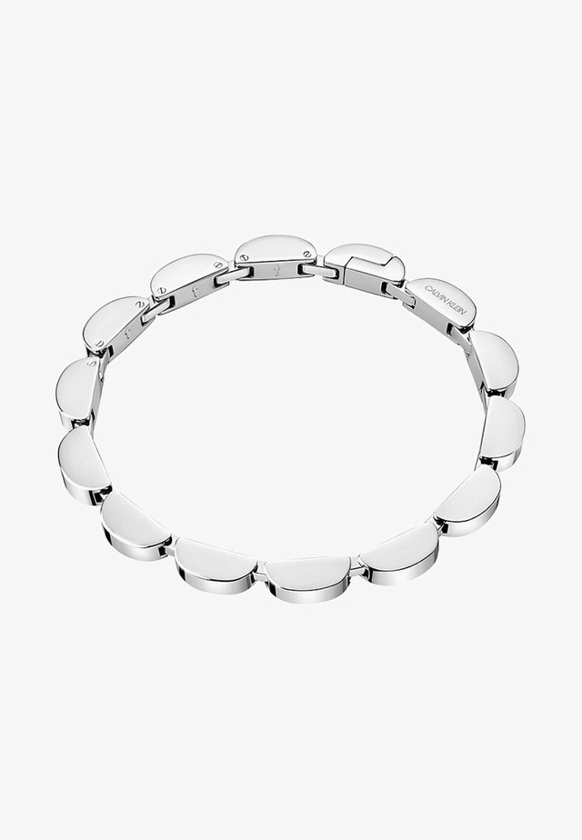 WAVY  - Bracelet - silver-coloured