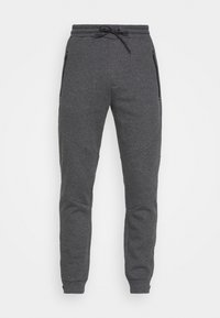 Pier One - Pantaloni sportivi - mottled dark grey - 4