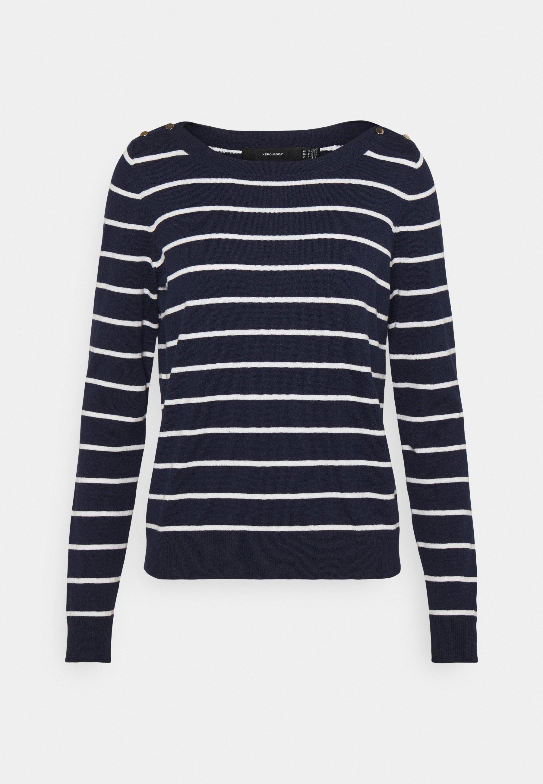 Femme VMALMA BOATNECK - Pullover