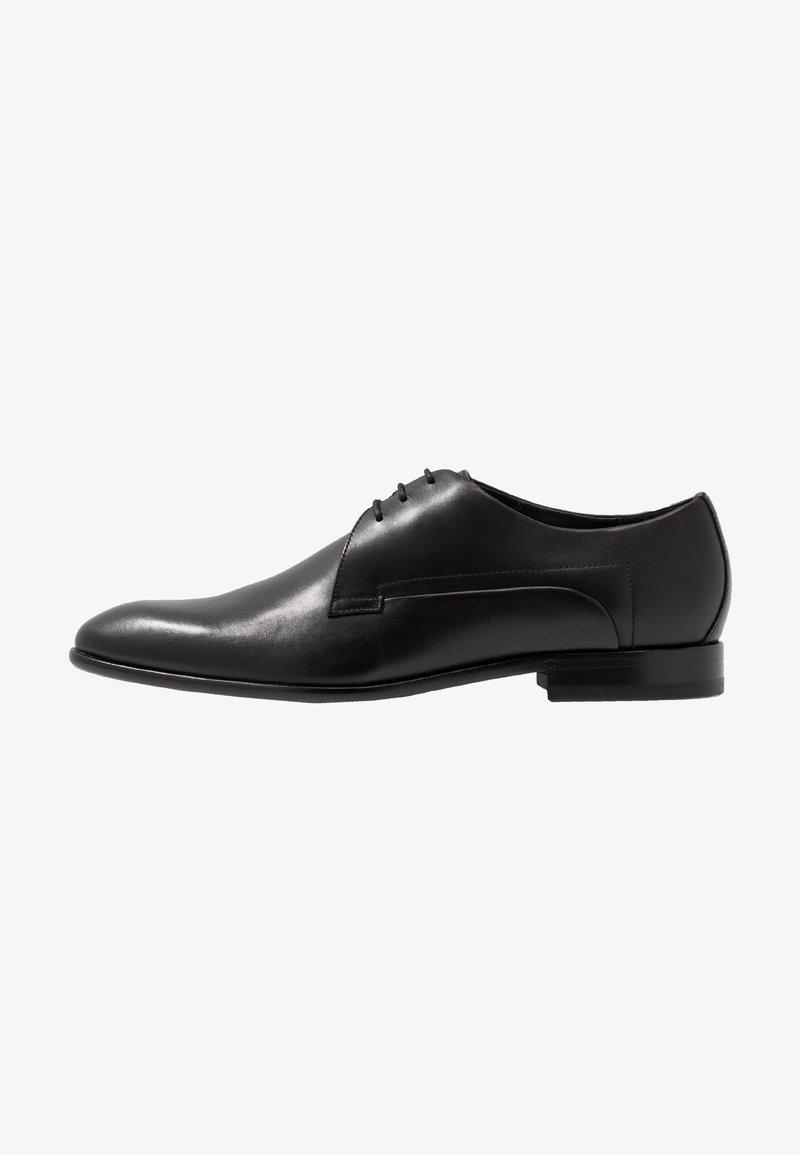 HUGO - APPEAL - Smart lace-ups - black