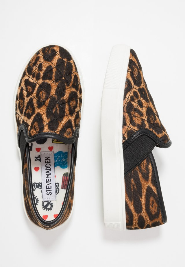 JENNORE - Slip-ons - multicolor