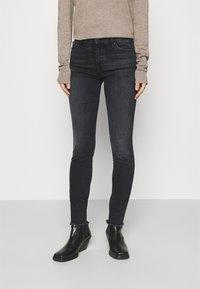 Marc O'Polo DENIM - TROUSERS - Jeans Skinny Fit - grey denim - 0