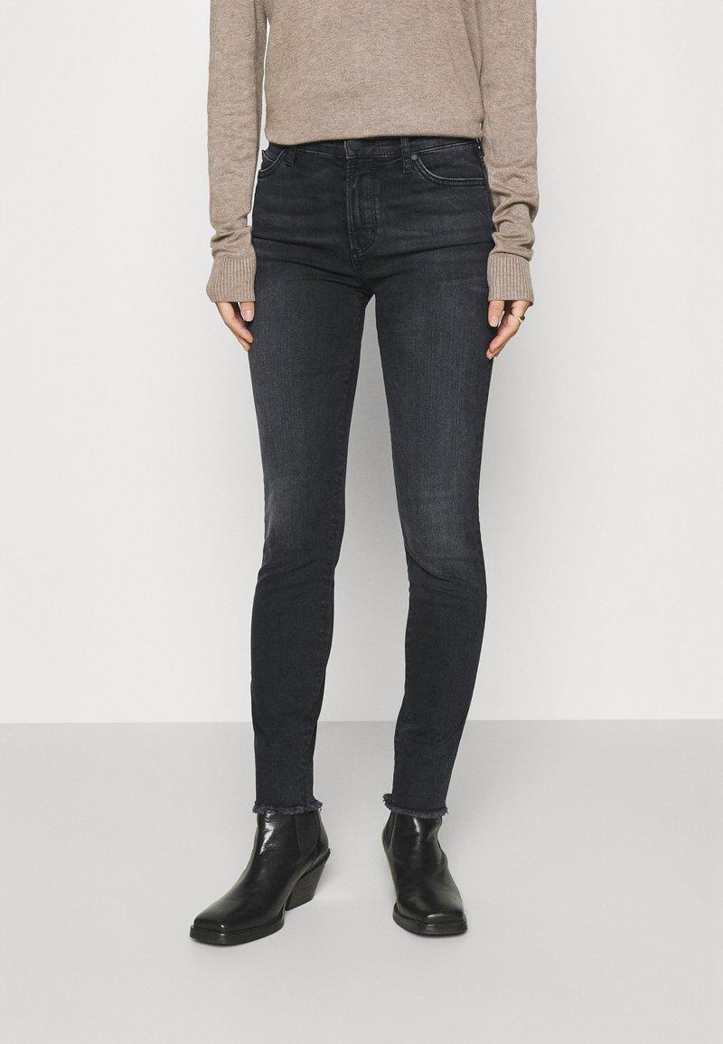 Marc O'Polo DENIM - TROUSERS - Jeans Skinny Fit - grey denim