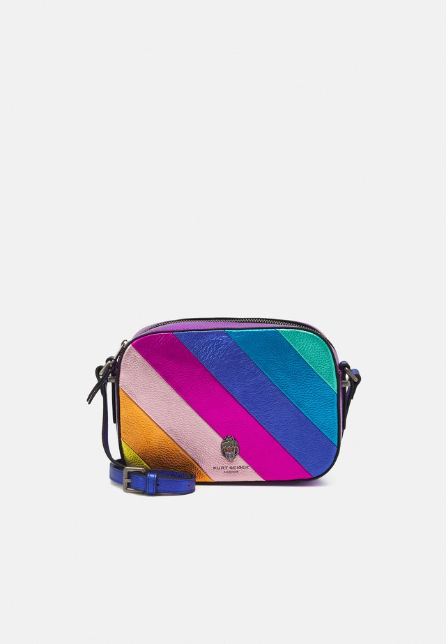 KENSINGTON CROSS BODY - Taška s příčným popruhem - multicoloured
