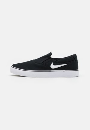 CHRON 2 UNISEX - Sneakersy niskie - black/white