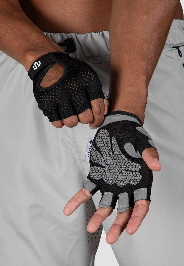 Fingerless gloves - schwarz