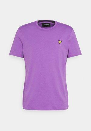 PLAIN - T-shirt - bas - amethyst