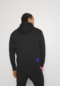 Nike Performance - JORDAN PARIS ST GERMAIN HOODIE - Club wear - black - 2