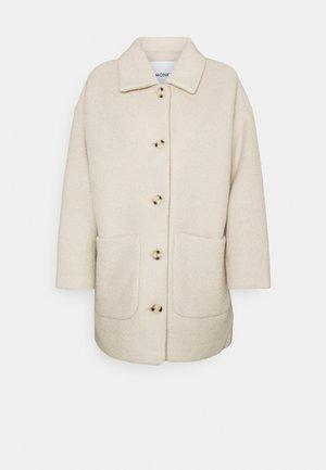 NIMRA JACKET - Halflange jas - beige