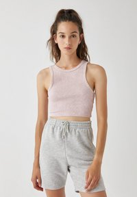 PULL&BEAR - Top - rose - 0