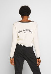 Honey Punch - LOS ANGELES PREPPY - Jumper - cream - 2