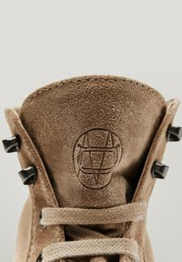 Massimo Dutti - Lace-up ankle boots - beige - 5