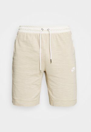 MIX - Shorts - grain/coconut milk/ice silver/white