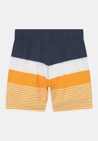 Color Kids - STRIPES - Zwemshorts - saffron - 0