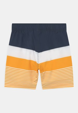 STRIPES - Swimming shorts - saffron