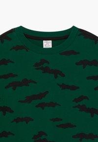Lindex - MINI STREET PANEL - Sweatshirt - dark green - 3