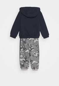 adidas Performance - FAVOURITES TRAINING SPORTS TRACKSUIT BABY SET - Dres - legend ink/grey three - 1