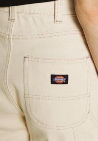 Dickies - Straight leg jeans - ecru - 4