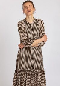 JUST FEMALE - Day dress - brown - 2